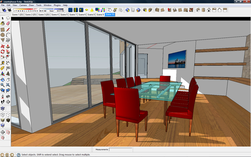 Perfect SketchUp