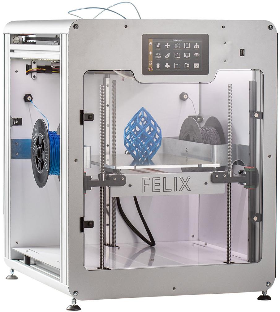 FELIX Pro L - AMTech 3D Printing Egypt