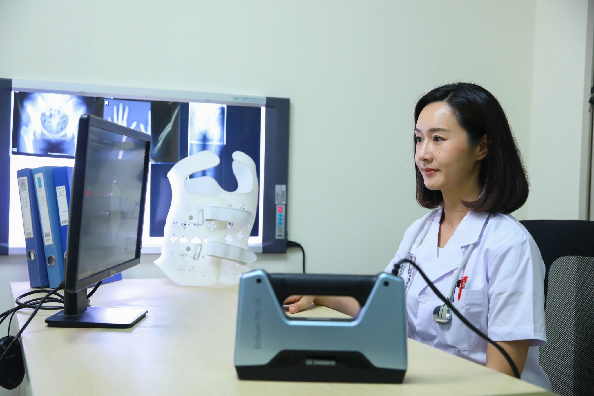 3D Scanning in medicine