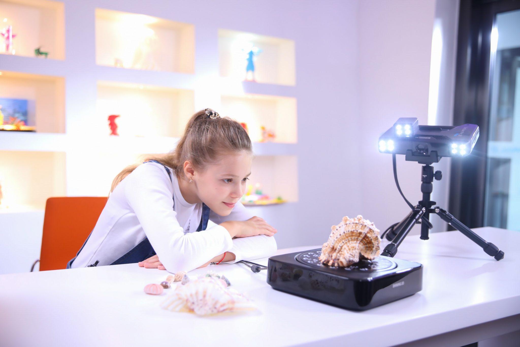 3D Scanning for education