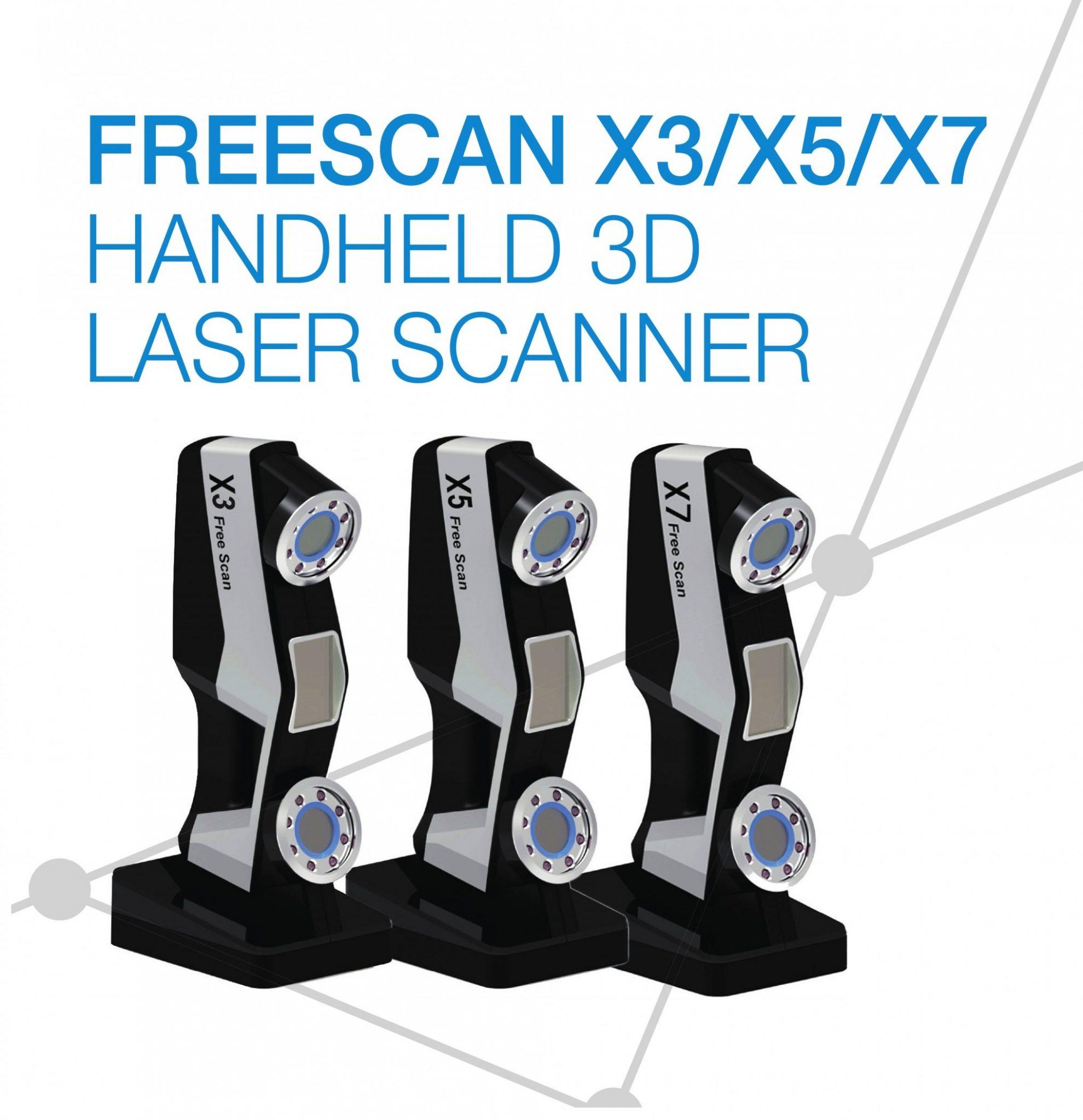 FreeScan X3/X5/X7